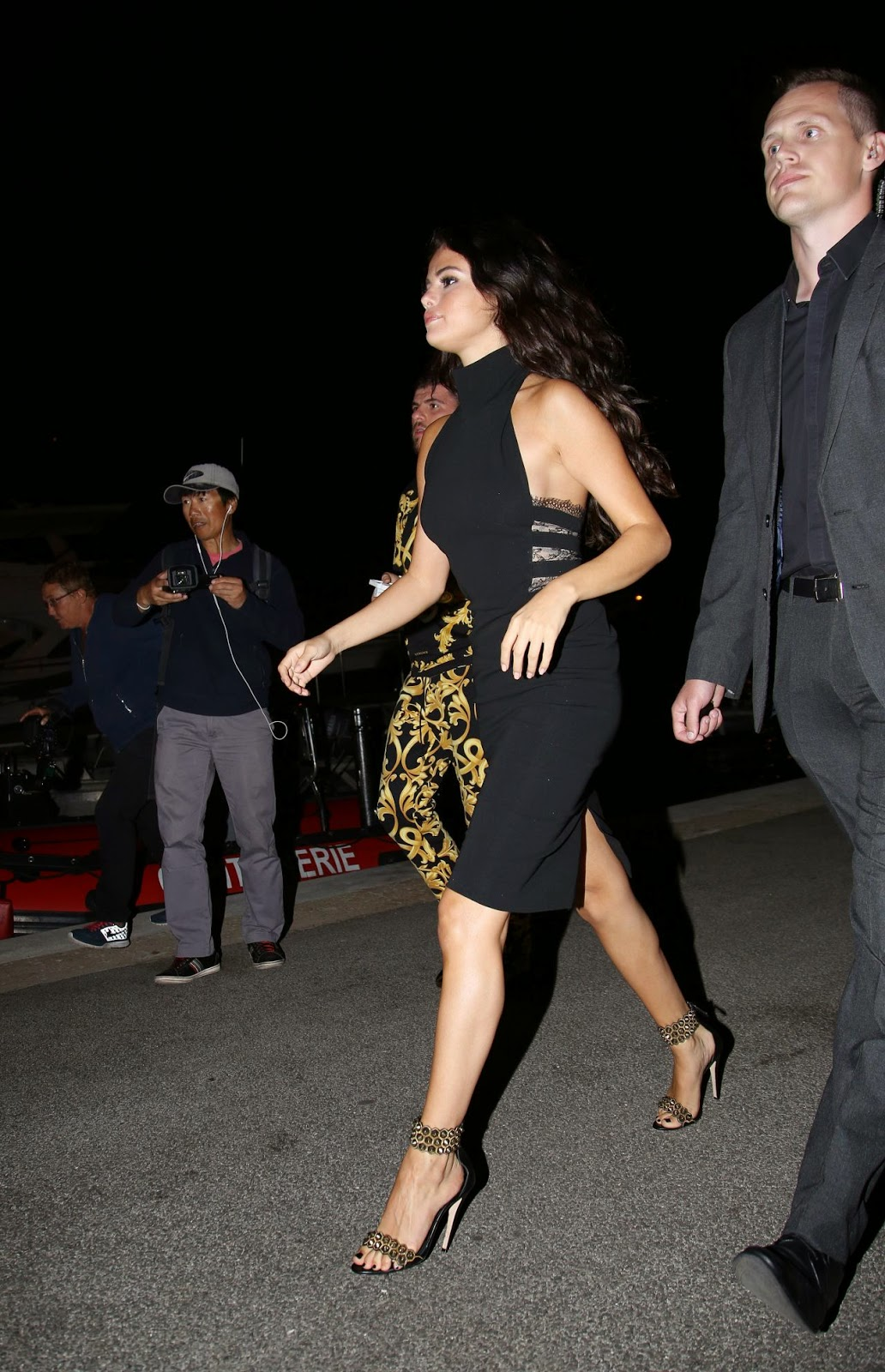 Selena Gomez in Saint-Tropez July 2014