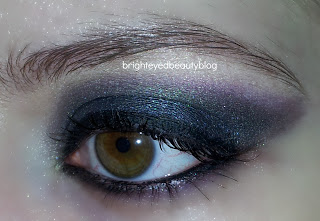 Eye Look inspired by Vesper Lynd in Casino Royale
