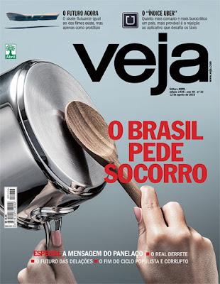 Download  Baixar Revista Veja Edição 2438 12.08.2015