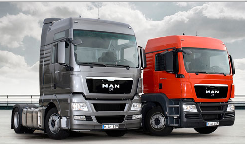 MAN Trucknology® - truck for all operations