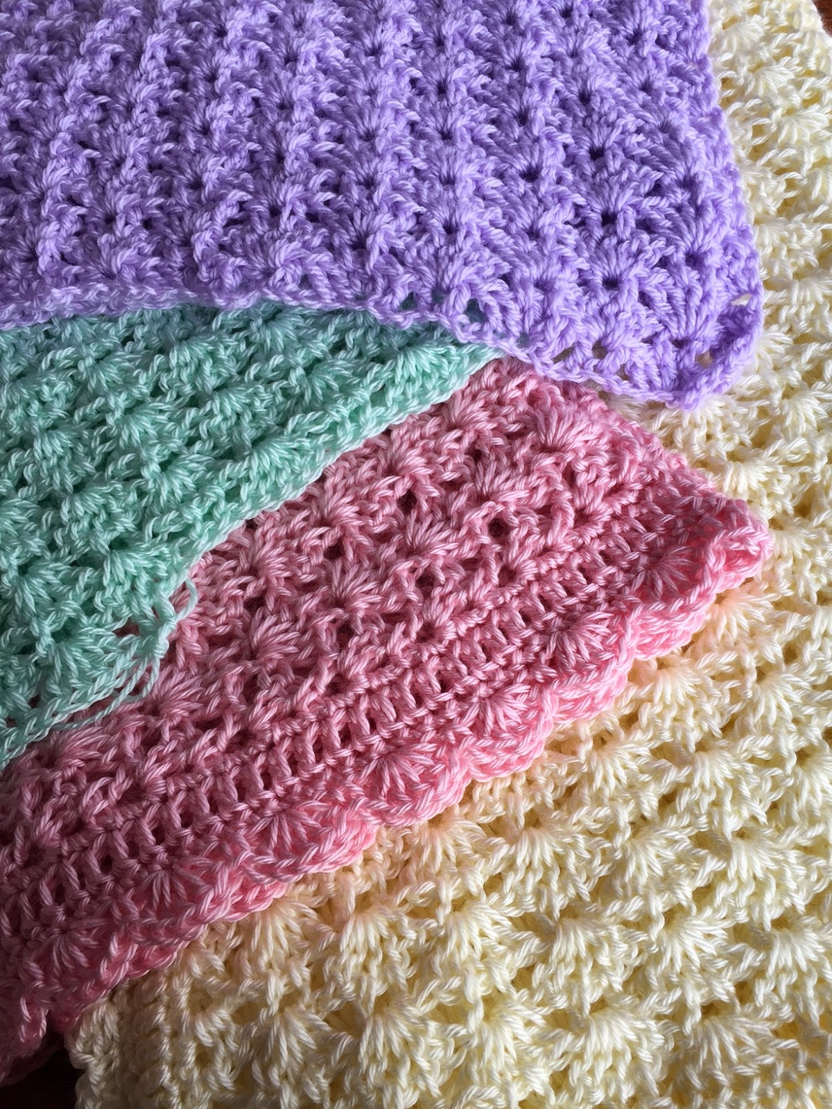 Free Crochet Easter Afghan Patterns : Lakeview Cottage Kids: Working on