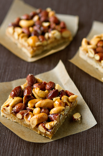 Honey Nut Bars | Fabulous Food Recipes