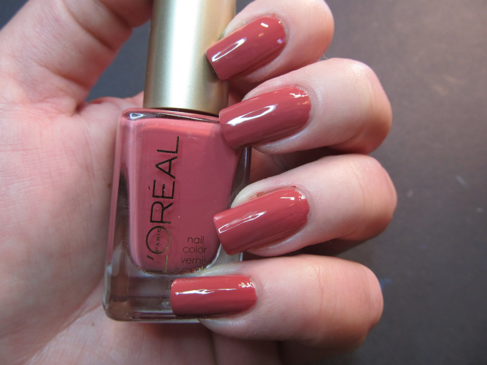 Set in Lacquer: Loreal