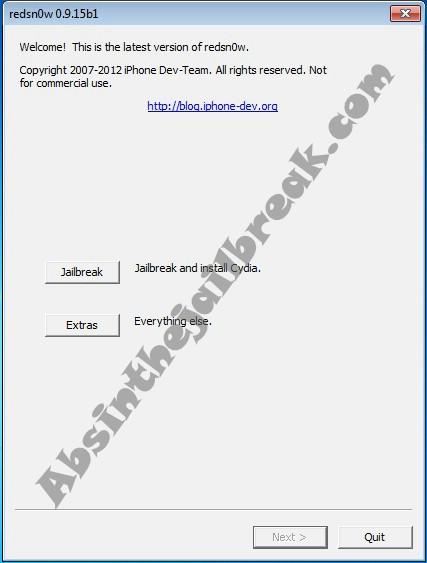Cara Jailbreak iOS 6 on iPhone 4, 3GS dan iPod Touch 4G Menggunakan ...