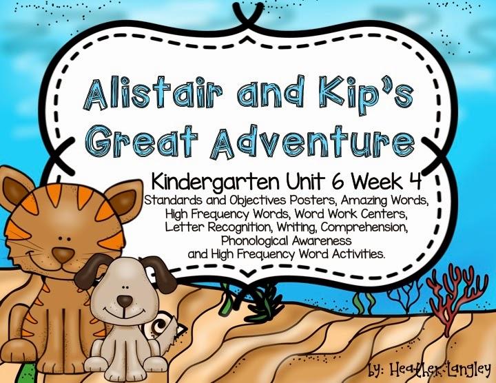 https://www.teacherspayteachers.com/Product/Alistair-and-Kips-Great-Adventure-KINDERGARTEN-Unit-6-Week-4-1752303