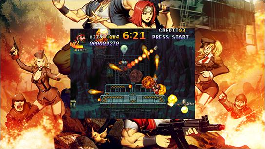 El nuevo trailer de Kraut Buster para NeoGeo muestra más detalles de su jugabilidad