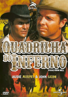 Quadrilha do Inferno - DVDRip Dual Áudio