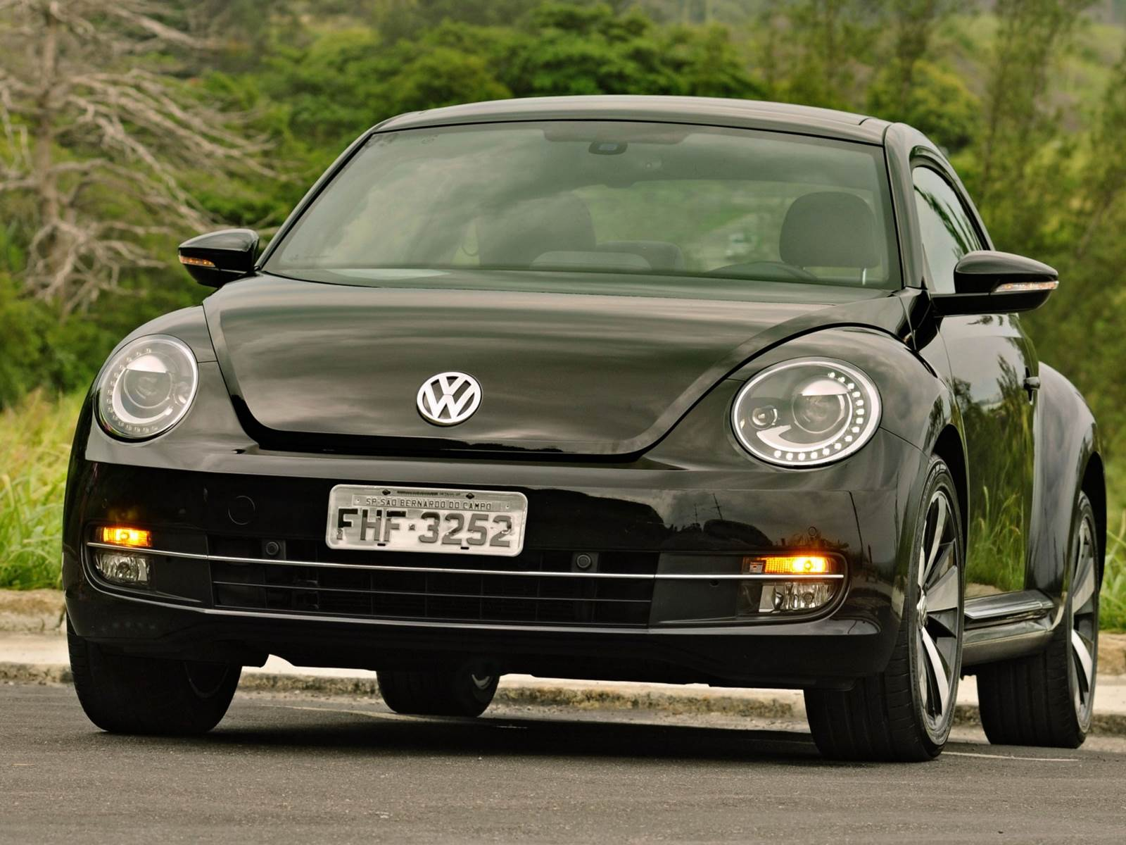 VW Fusca 2.0 Recall