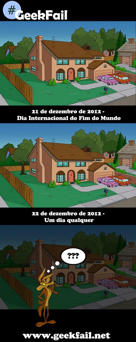 fim do mundo 21 dezembro 2012 nao funcionou