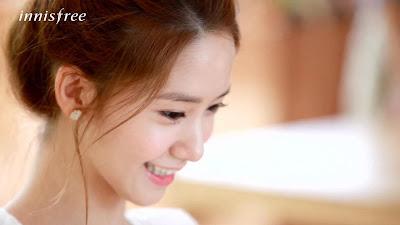 Yoona SNSD Girls' Generation Innisfree Beauty