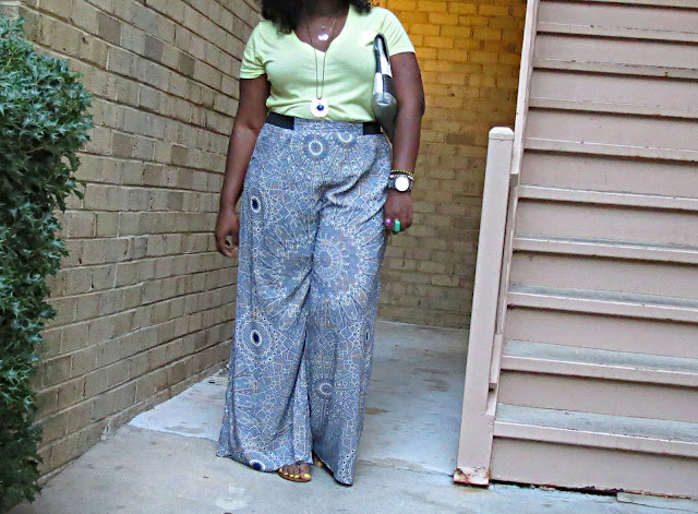 how to wear palazzo pants plus size supplechic