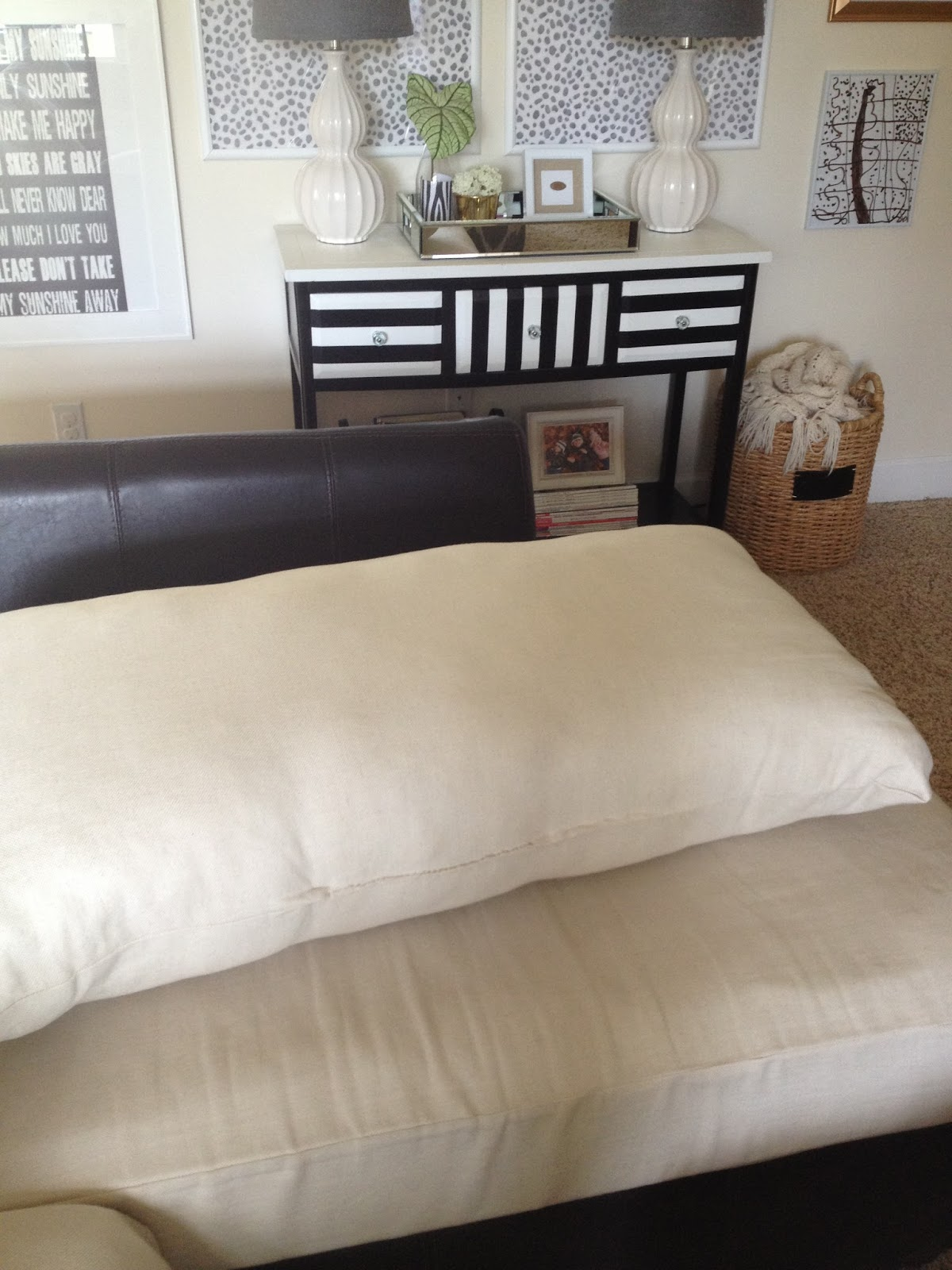 how to get pen out of fabric couch
