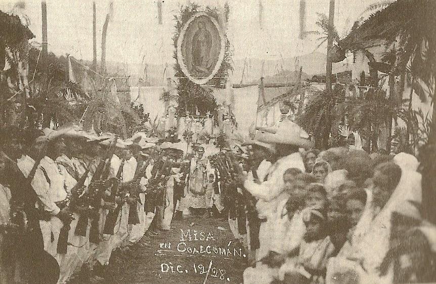 Oração dos Cristeros de Jalisco