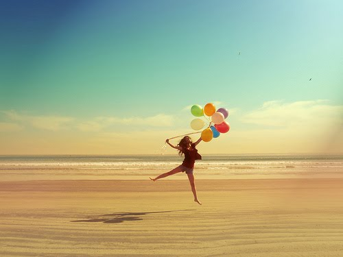 Live your life. . . being HAPPY! :D