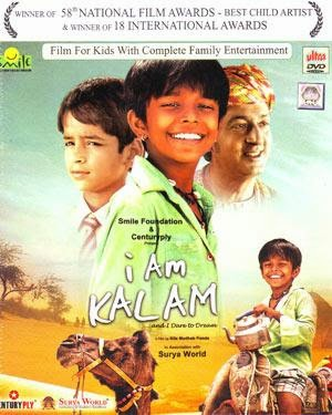 I Am Kalam 2011 DvdRip ESub 300MB