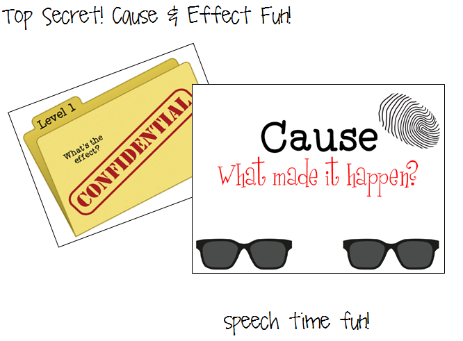 Top secret cause effect fun - Wit ceruse effect ...