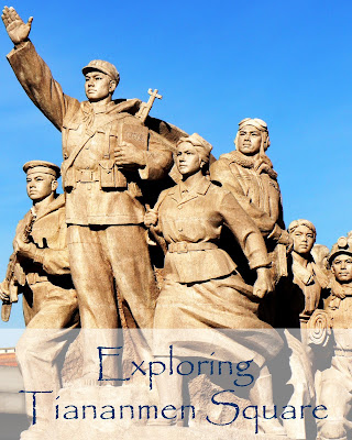 Travel the World: A tour of Tiananmen Square in Beijing China.