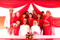Keluarga indahku