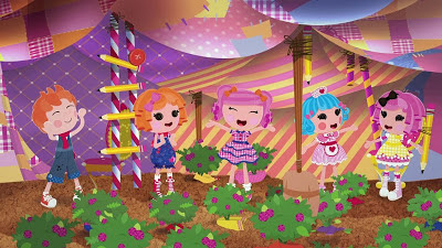 Lalaloopsy Nick Jr. Episode