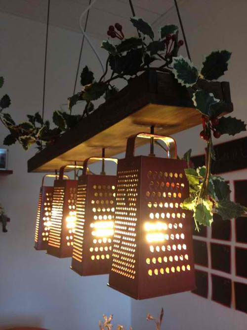 Nice Great Recycling Idea And Might Be A Good Addition To Your Interior Design.  The Only Challenge I Found Is ...