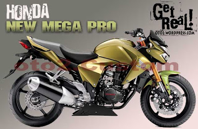 new megapro modifikasi
