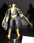 DC Collectibles New 52 Black Adam figure. CAPTAIN COLD