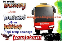 Tata Cara Naik Bus Trasjakarta Untuk Yang Pertama Kali