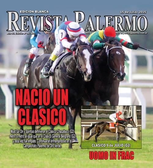 Revista Palermo - Edición Blanca