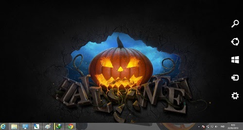 Halloween Theme For Windows 7 And 8 8.1