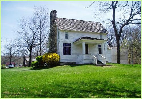 Farm House Small Farmhouse