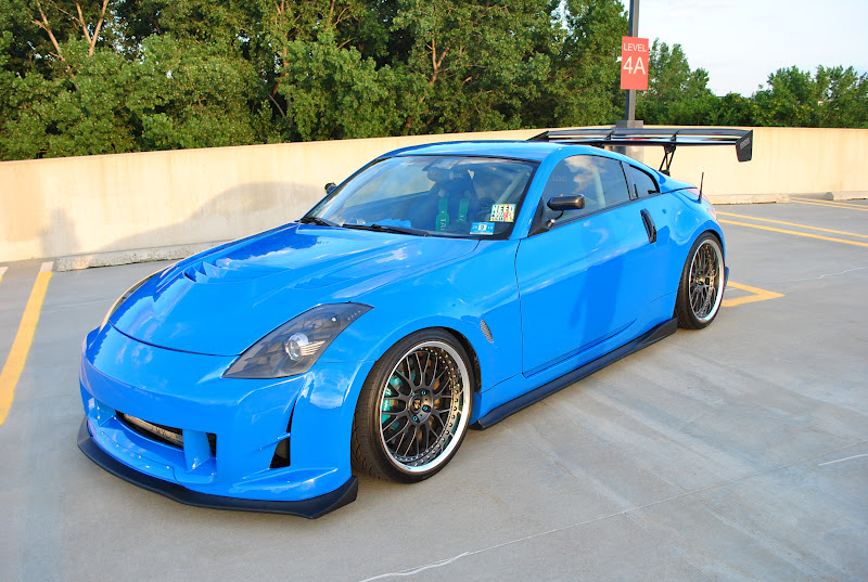 What Have You Done For Your Z Today Page 320 My350z