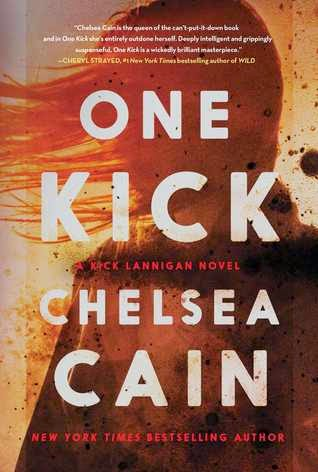 https://www.goodreads.com/book/show/18774963-one-kick