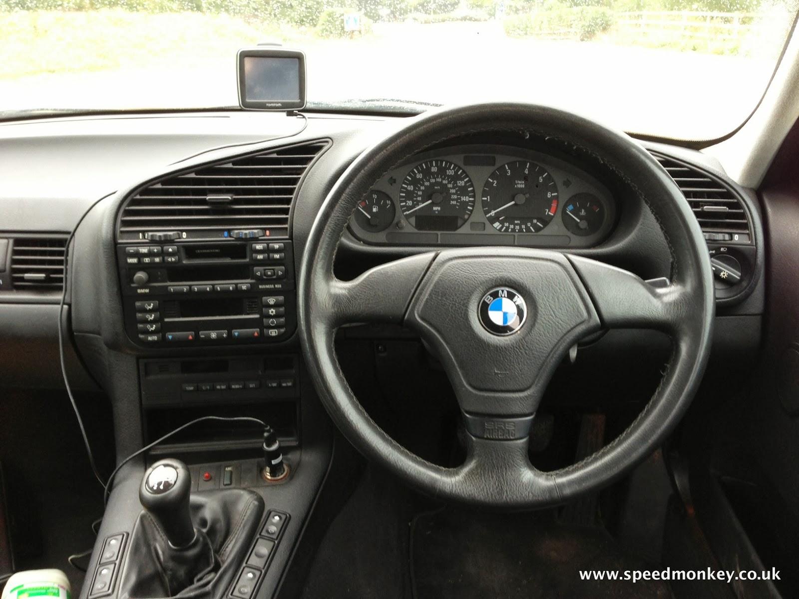 Speedmonkey speedmonkey fleet i 39 ve bought a bmw e36 for Interior bmw e36