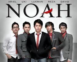 Lirik Lagu - Noah - Tak Lagi Sama