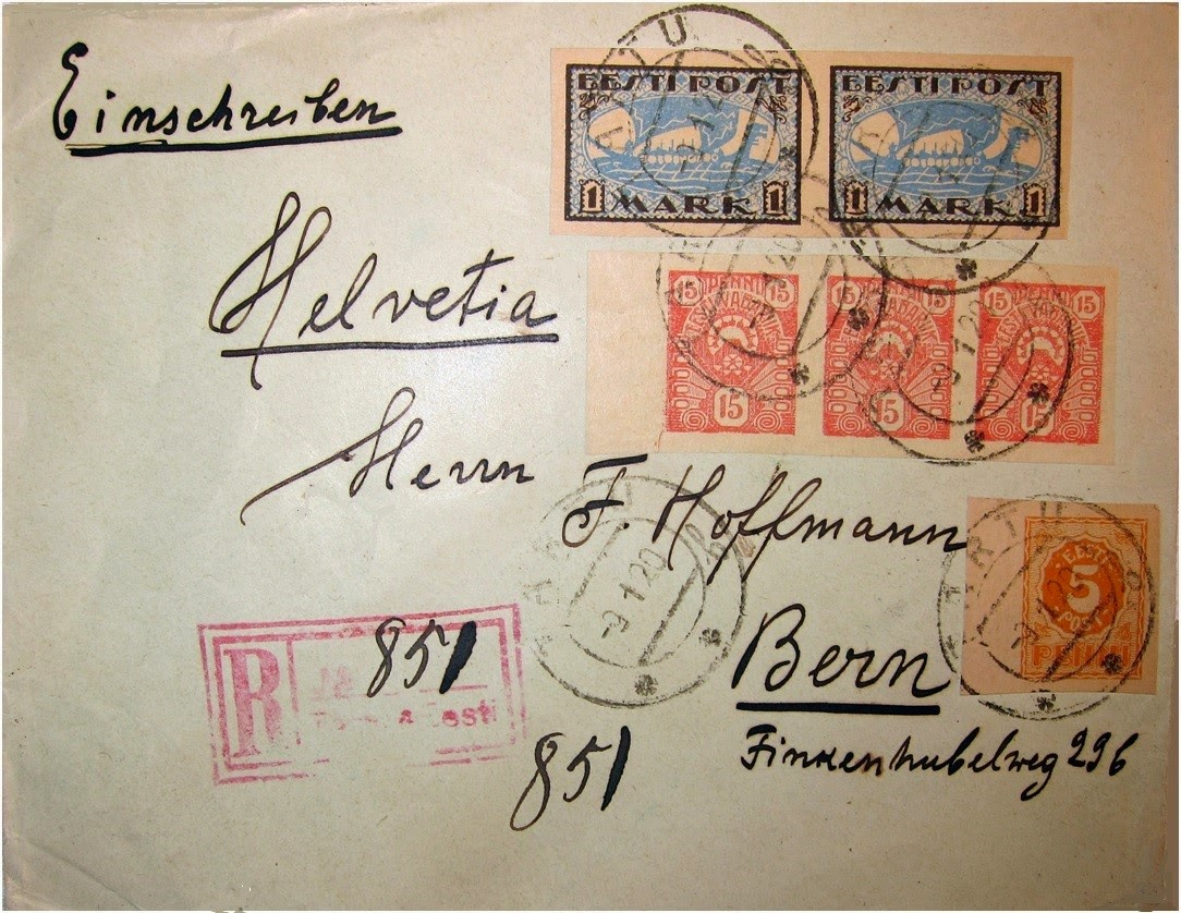 Estonian Stamp Collection