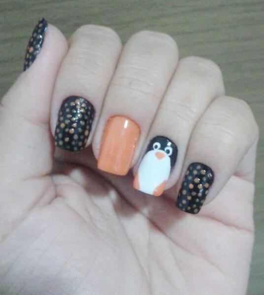 unha-pinguim