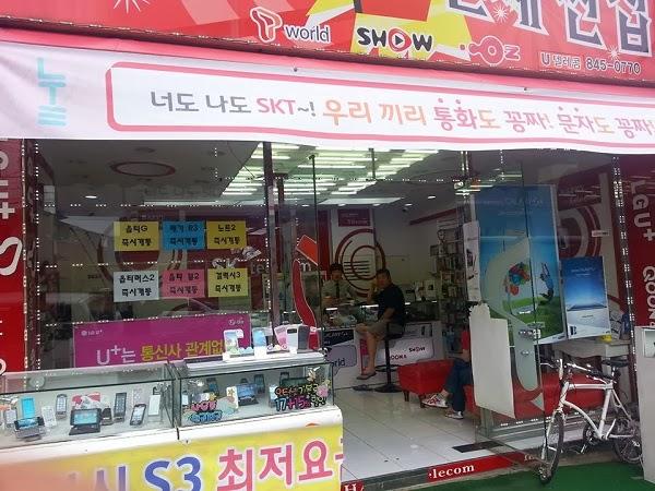 cửa hàng SamSung Galaxy s3 cũ