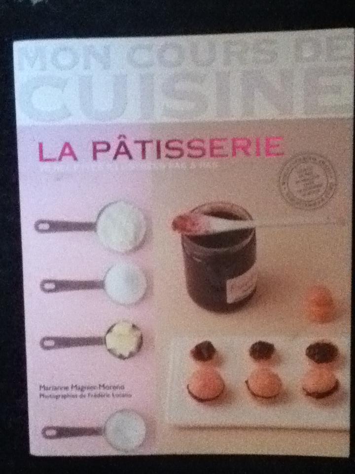 Aux d lices de chiara mes livres de cuisine - Mon cours de cuisine marabout ...