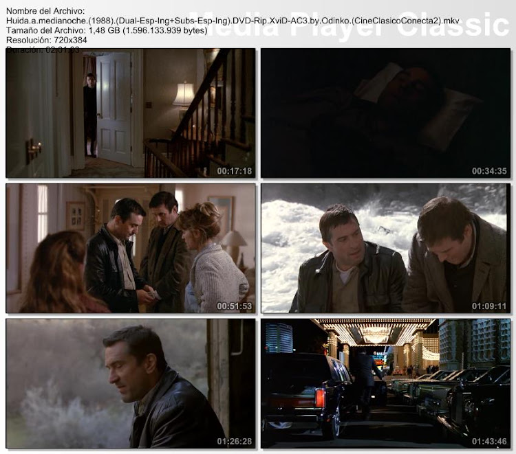 Imágenes de la película; Huida a medianoche | 1988 | Midnight Run