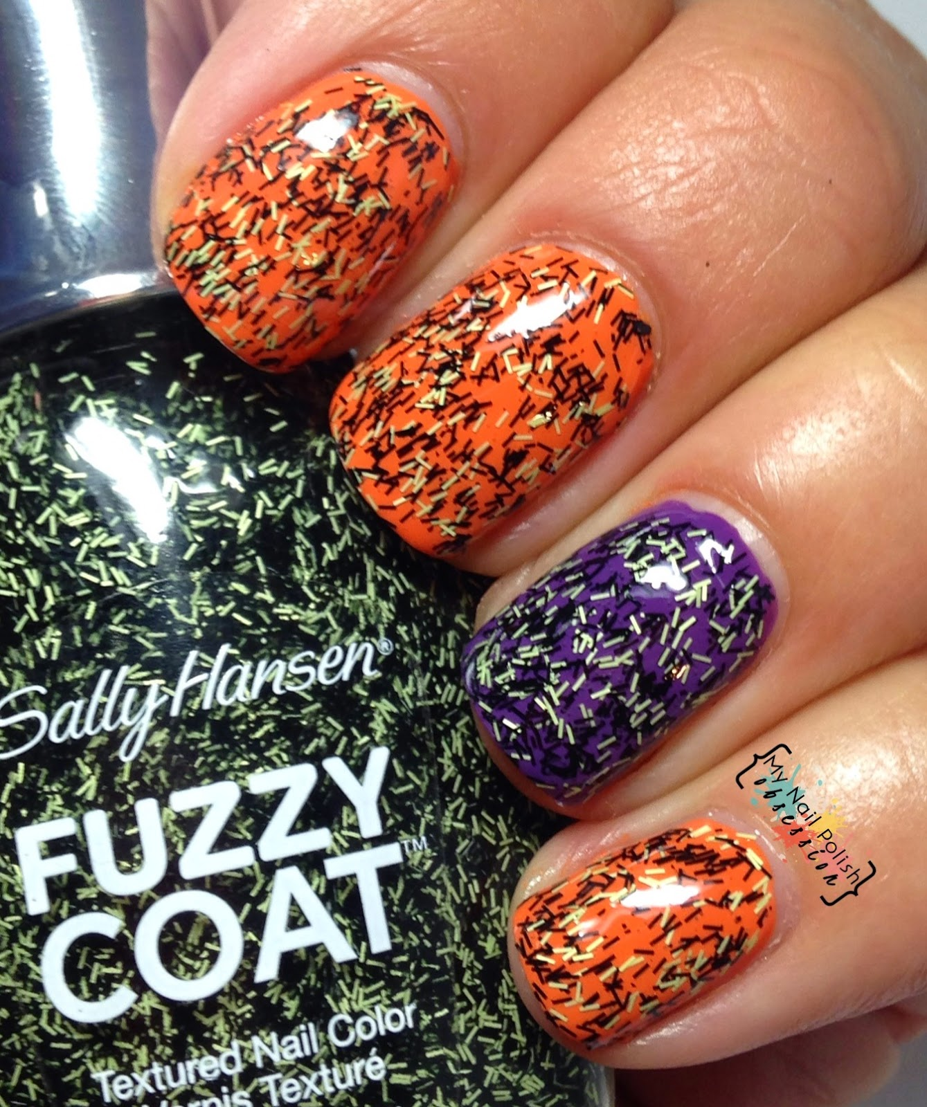 My Nail Polish Obsession: Sally Hansen Halloween 2014 (partial review)