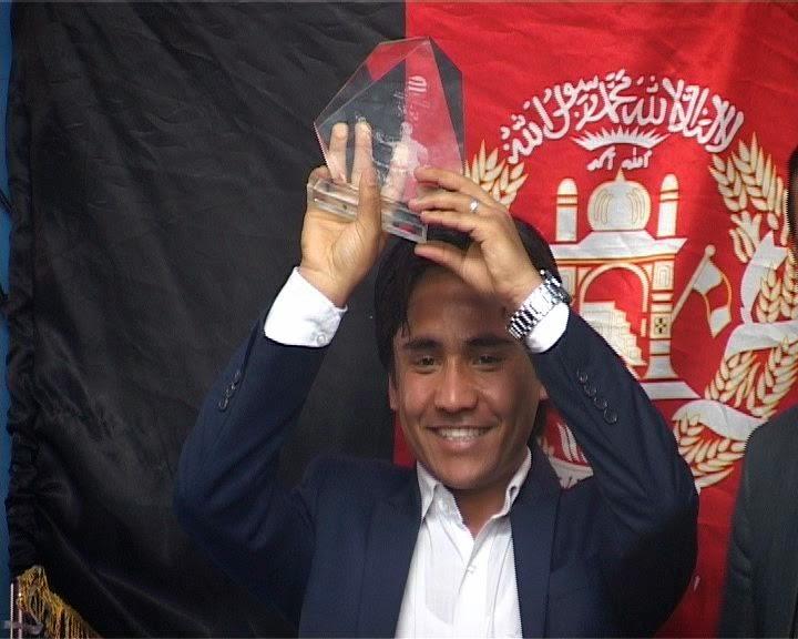 مختار وفایی، روزنامهنگار شجاع سال افغانستان شد
