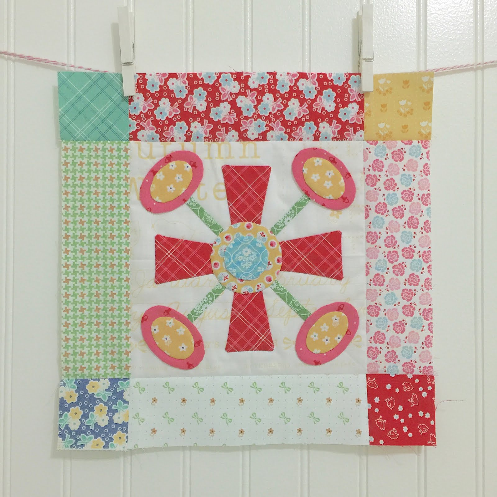 BLOOM Sew Along!