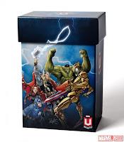 Hasbro/Marvel Comics - Marvel Legends Gold Ultron Exclusive Figure