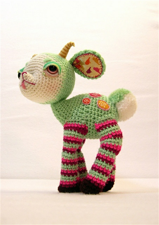 Crochet Patterns Animals : Crocheted Animal Patterns [7 pics] : Pictures Images Photos