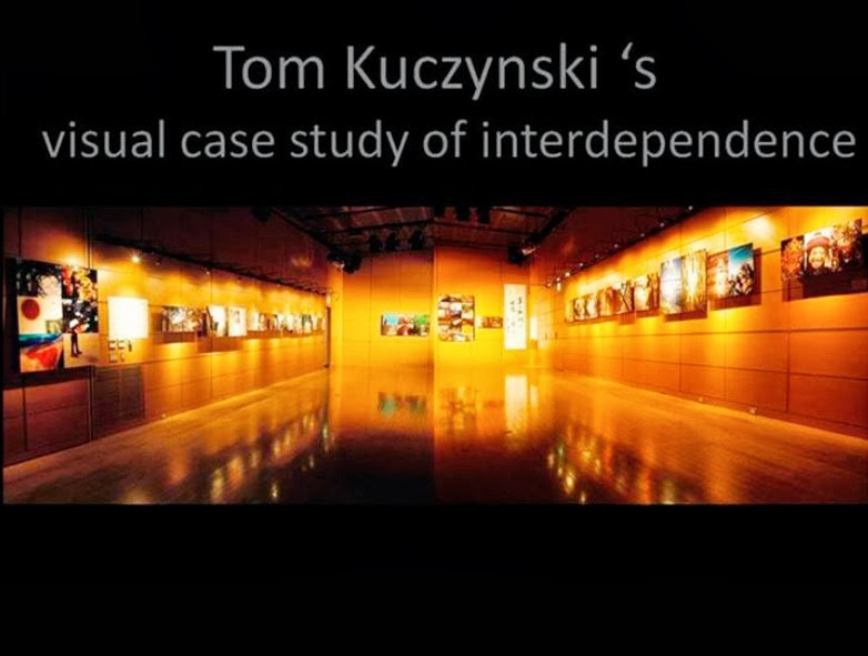 Tom Kuczynski - photography case study of interdependence