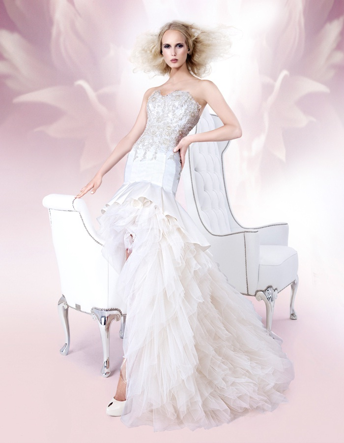 Carlo Pignatelli 2013 Couture Spring Collection
