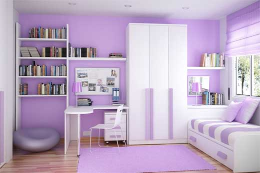 Room Colors And Personality