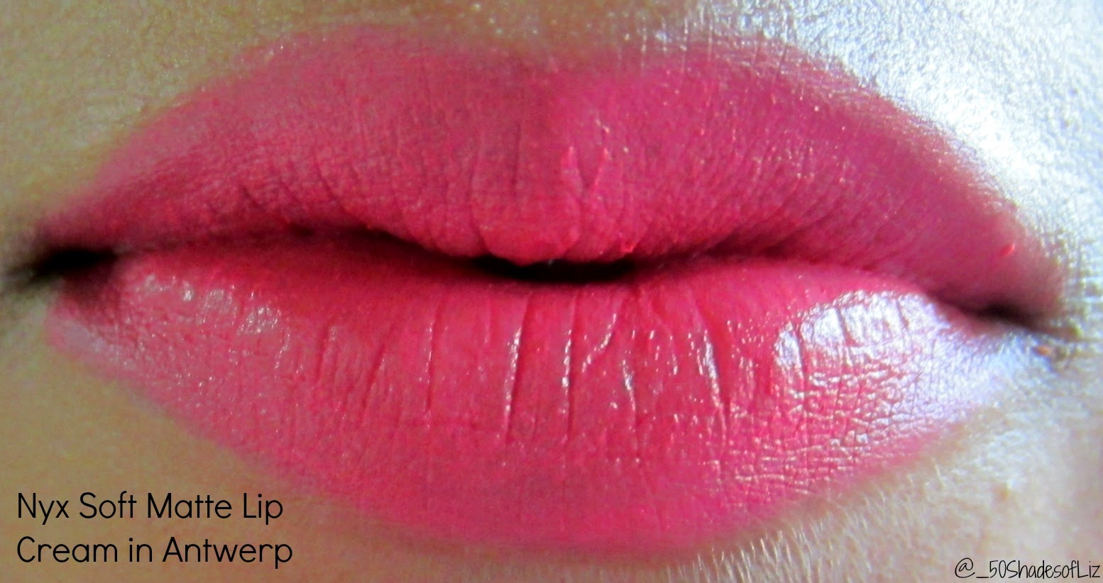 Nyx Soft Matte Lip Cream in Antwerp