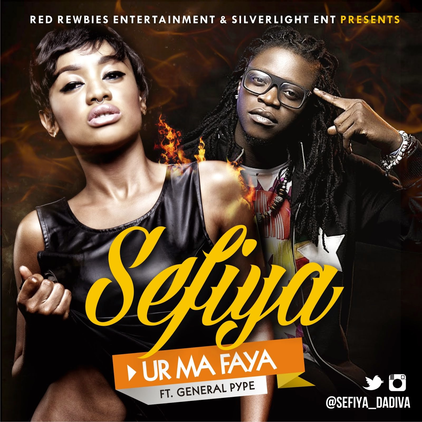 SEFIYA ft GENERAL PYPE (UR MA FAYA)