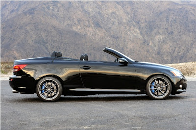 2010 Lexus IS350C F Sport